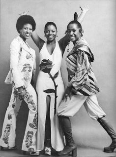 + LaBelle  A reincarnation of  Patti la Belle, and the bluebells.