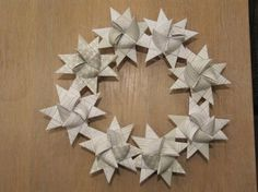 paper crafts for the holidays-so many ideas!!