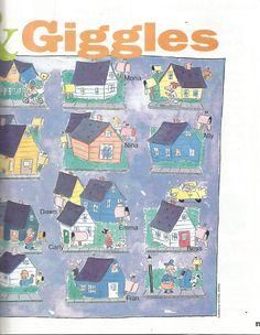 American Girl Magazine - January 1993/February 1993 Issue - Page 38 (Games & Giggles - Part 2)