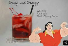 Beauty and the Beast inspired cocktails. Enchanted Rose Drink Rosè Beauty and the Beast inspired cocktails. Enchanted Rose Drink Rosè wTry these 30 best [Disney Themed Party Cocktails] for adultsBurly and Brawny - Party Drinks, Cocktail Drinks, Fun Drinks, Yummy Drinks, Alcoholic Beverages, Liquor Drinks, Disney Themed Drinks, Disney Princess Cocktails, Cocktail Disney