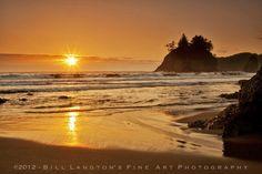 Trinidad (CA) Beach Sunset...
