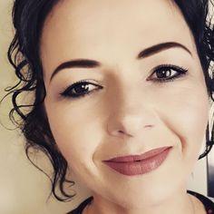 A simple makeup for a beautiful friend💜  •  •  My work on @rita.bara and her #lookoftheday 🌹🌹🌹  •  #makeup #makeupartist #mua #makeuplook #makeuplover #makeupaddicted #makeupmylove #makeupmodel #beauty #beautyblogger #trucco #truccatore #italianmakeupartist #instagirl #instalike #instalook #instagram #followme #hudabeauty #covergirlmade #kikotrendsetters #simplemakeup #solocosebelle #amazing
