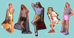 Shorts la mia passione  Ma come li abbiniamo? Elegante, #sexy, #rock... Buon weekend a tutti!!!! #LaPinella #weekend #summer #look #estate #shorts #musthave