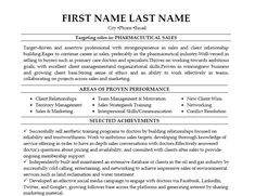 Sales Resume create my resume Click Here To Download This Pharmaceutical Sales Resume Template Httpwww