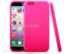 Best Silicon Case for Iphone 6 - Cheap Silicon Case for Iphone 6 Ultra Soft Eco Friend Material Smooth Touching Rubber Oil Surface Cell Phone Cases Online with $0.69/Piece | DHgate