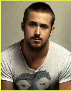 Ryan Goslin, I could look at you all day.....