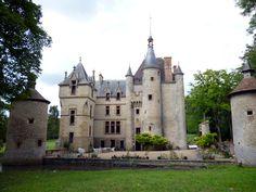 Château de l'Augère. Agonges 03110. Auvergne