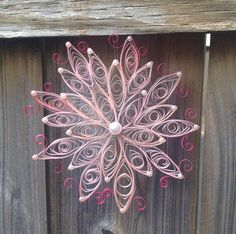 Quilled Paper Snowflake Sale Buy 2 Get 1 by Quilleries4U on Etsy