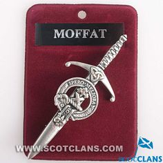 Moffat Clan Crest Ki