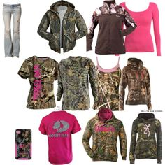 A fashion look from October 2012 featuring Wet Seal tops, Realtree jackets and Free People jeans. Browse and shop related looks. Country Girl Style, Country Fashion, Country Outfits, Country Girls, Country Life, Country Attire, Camo Outfits, Cowgirl Outfits, Camo Shirts