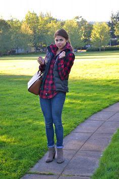 Buffalo Check Flannel | Fishbowl Fashion