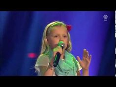 Linnea   Part Of Your World   The Blind Auditions   The Voice Kids Germa...