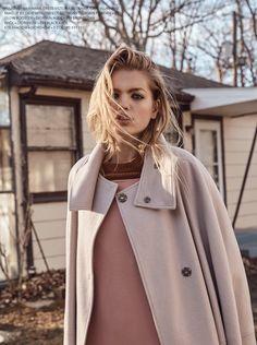 Narcisse Magazine Issue 6 Daphne Groeneveld by Aingeru Zorita - Fashion Editorials