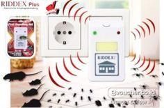 Riddex plus Electric Pest Repeler Yang Membuat Hama Tikus & Kecoa Pergi Jauh Dari Rumahmu Hanya Rp.65,000 - www.evoucher.co.id #Promo #Diskon #Jual  klik > http://www.evoucher.co.id/deal/Riddex-plus-Electric-Pest-Repeler  Riddex membantu mengendalikan hama yang tidak diinginkan dengan aman, cepat dan efektif dalam waktu singkat. Hama tikus dan kecoa radius hingga 200 meter dari Riddex akan segera pergi jauh takkan kembali  pengiriman mulai 2013-10-21