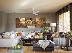 Decoração: 39 salas de estar para arrasar em 2015