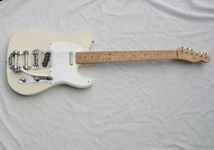 1955 Telecaster with Bigsby