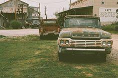 Car, Old, Ford, Vintage