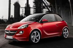Opel Adam looks great in red. What are your thoughts of this micro car?