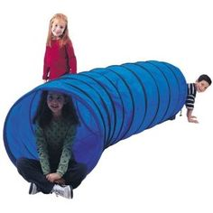 Designed for outrageous fun, our Super Enormous Connecting Tunnel is a huge 9 feet long x 24 inches in diameter and is big enough for the Big Kids to play in. Indoor Tent For Kids, Indoor Tents, Outdoor Play, Kids Play Tunnel, Toddler Furniture, Exercise For Kids, Toy Sale, Games For Kids
