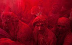 20 наполненных жизнью фото праздника Холи, на которые не насмотреться | Colors.life