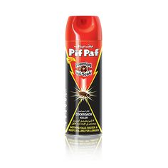 Pif Paf PowerGuard best cockroach killer is designed to kill cockroaches & the eggs they carry and form a protective shield against crawling insects.