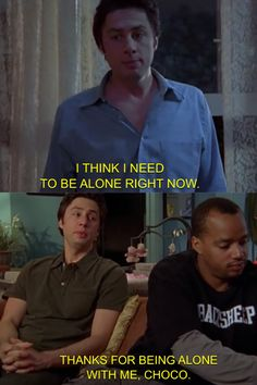 JD and Turk in Scrubs #funny #haha