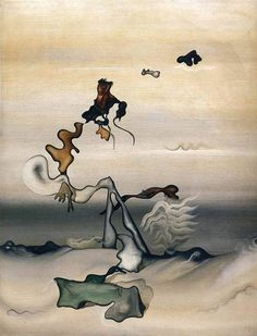 Yves Tanguy - (Unknown Title)