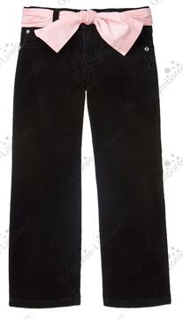 NWOT Gymboree Glamour Ballerina Gem Belted Corduroy Pant  - Size 12 - 1 available - $20 shipped