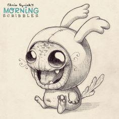 Morning+Scribbles+#265