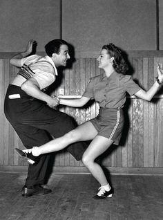 Vintage Dancing Swing Dancing Judy Garland