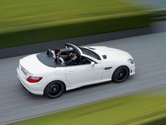 The Mercedes SLK 55 AMG Is A Beauty And Beast Cars