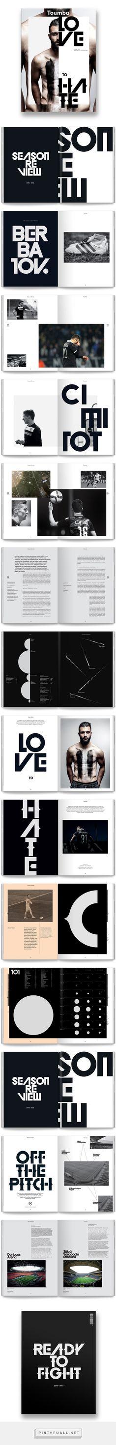 Toumba Magazine by Dimitris Papazoglou