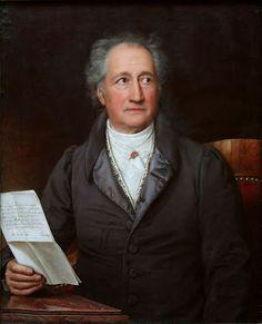 """""""El mal está sólo en tu mente y no en lo externo. La mente pura siempre ve solamente lo bueno en cada cosa, pero la mala se encarga de inventar el mal. Cuando el hombre no se encuentra a sí mismo en su interior, no encuentra nada bueno fuera"""".  Johann Wolfgang Goethe (1749-1832) Poeta y dramaturgo alemán."""