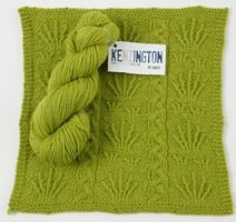 KeNZington	by HiKoo by Skacel - #Yarn review and FREE block pattern from Love of #Knitting magazine