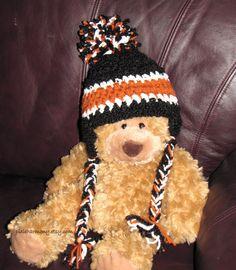 Baby SKI hat  Photo Prop  Soft Winter Hat ANY 3 by pixieharmony, $21.95