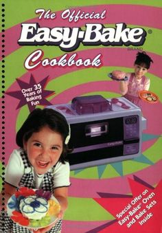 Cookies, Crayons, Classes, & Chaos: Easy Bake Oven Recipes from scratch and mixes Easy Bake Oven Pans, Easy Bake Oven Refills, Oven Diy, Easy Baking Recipes, Oven Recipes, Cooking Recipes, Cooking Ideas, Baking Set, Baking With Kids