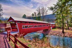 Covered Bridge, PA