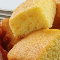 Grandma's Sweet Buttermilk Cornbread ~ Scrumptious and irresistibly moist sweet buttermilk cornbread recipe made with Wicked Good Kitchen's all-natural Homemade Cornbread Mix which includes a gluten free option. Perfect for the fall and winter holidays or summertime picnics and cookouts!   easy gluten-free recipe