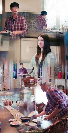 Drama Korea, Korean Drama, Hyun Seo, Its Okay, Dramas, Netflix, Moon, Couples, Wall