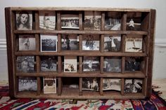 Celebrate your family history. I can copy and enlarge or reduce the size of your old family photographs so that you can create a stunning display of your own family history. A range of superb quality frames are also available. Virtual mock ups are produced for your approval prior to ordering. www.eventsindigital.com