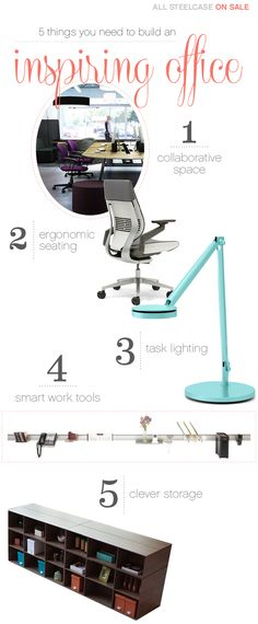 How To Build an Inspiring Office | Design On Demand