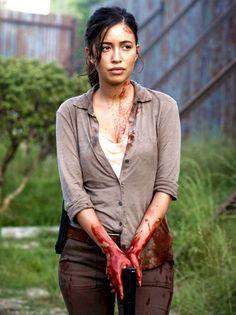 Rosita Espinosa | The Walking Dead 6.02