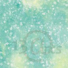 """Papier """"Pastel Mint/Pastel Turquoise"""""""