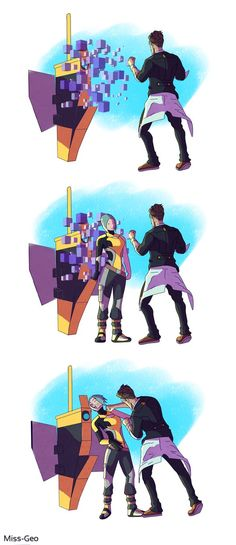 round 1000 by Miss-Geo.deviantart.com on @DeviantArt #jack #Maya #borderlands