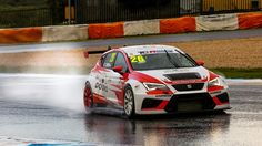 CNVT 2016: Francisco Mora foi o mais rápido mas perdeu a pole-position