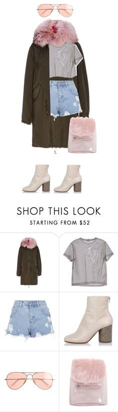 """""""mannequinxo x 13 reasons why got my head spinning // hailey baldwin"""" by xxxthebombshellfactoryxxx ❤ liked on Polyvore featuring Mr & Mrs Italy, Jil Sander, Topshop, Maison Margiela, J.Crew and UNIF"""