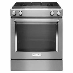 This All In One Dual Fuel Range Includes Downdraft, Which Integrates The  Ventilation System So A Separate Hood Is Not Needed. Smoke And Odors Can Be  Removed ...