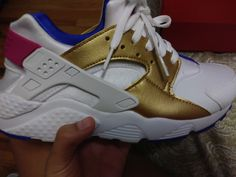 ✨💞 Huaraches, Nike Huarache, Sneakers Nike, Shoes, Fashion, Slippers, Nike Tennis, Moda, Zapatos