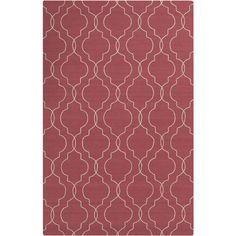 The Seabrook Collection from Surya has a delicate Moroccan trellis pattern. (SBK-9008)
