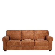 Houston 3 Seater Sofa, Aniline Leather|Barker & Stonehouse £1429